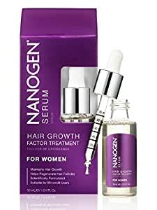 Amazon.com : Nanogen Hair Growth Treatment Serum for Hair