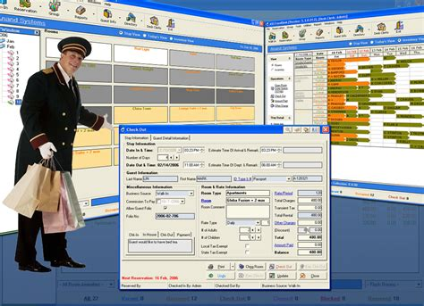 hotel front desk system asi frontdesk hotel software 5 3 by anand systems inc asi