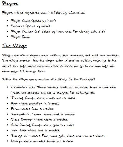 game design document  top  trends  game design