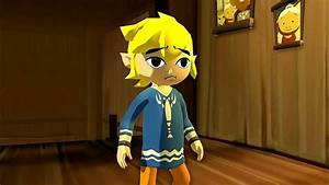 Zelda: Wind Waker HD - Bonus: Second Quest Differences ...