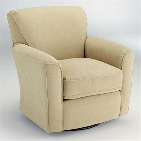 chairs swivel glide swivel barrel arm chair by