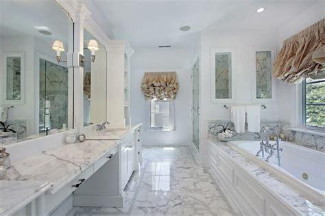 stunning marble bathrooms