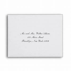 envelope for rsvp card wedding invitation envelope zazzle With order in wedding invitation envelope