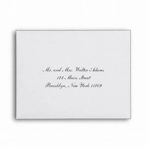 envelope for rsvp card wedding invitation envelope zazzle With wedding invitations rsvp card in envelope