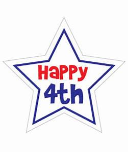 4th Of July Star Clipart | Clipart Panda - Free Clipart Images