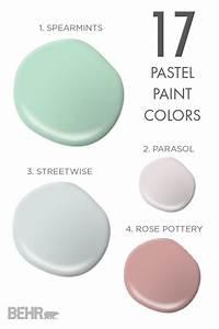 Pastel Paint Colors - Home Design