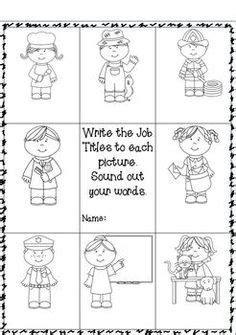11418 community helpers clipart black and white free hometown helpers black and white clipart