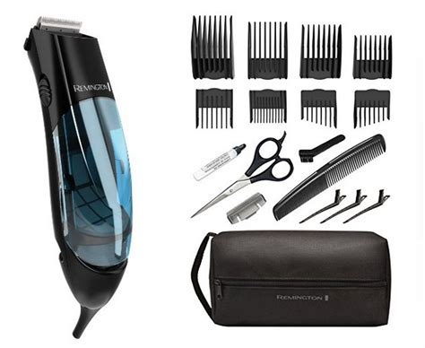 amazon remington hkvaca vacuum haircut kit vacuum trimmer hair