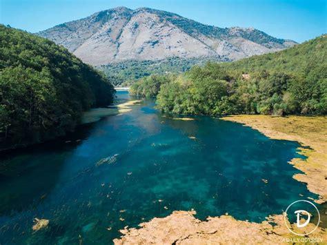 Visiting the Beautiful Blue Eye, Albania (Syri i Kalter ...
