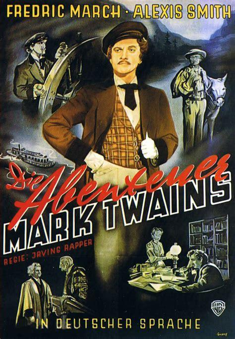 Adventures Of Mark Twain, The- Soundtrack details
