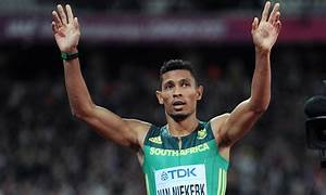 Athletics Weekly | Wayde van Niekerk wins world 400m but ...