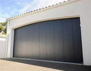 portes de garage chalmeton entreprise de menuiserie With porte de garage enroulable avec serrurerie metallerie