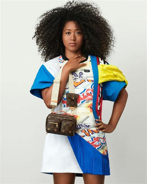 1 ranked player in women's tennis following her grand slam wins at the 2018 u.s. Naomi Osaka Is Louis Vuitton's Newest Brand Ambassador - Path of Ex