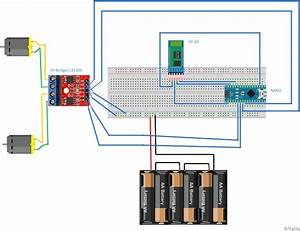 Arduino Uno - Can U0026 39 T Run Two Separated Dc Motors
