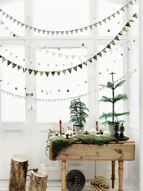 Weihnachtsdeko Wohnzimmer Fenster by Tischdeko Zu Weihnachten 100 Fantastische Ideen
