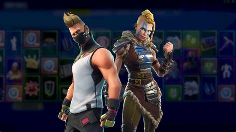 fortnite season  battle pass skin outfits