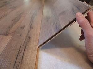 Degree angle laminate flooring and flooring on pinterest for Wood floor snap lock