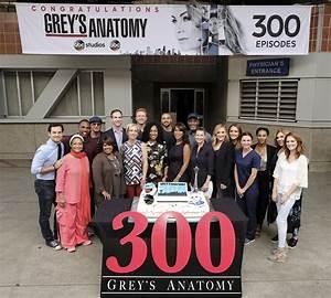 Grey's Anatomy: ABC to Celebrate 300th Episode of Their ...