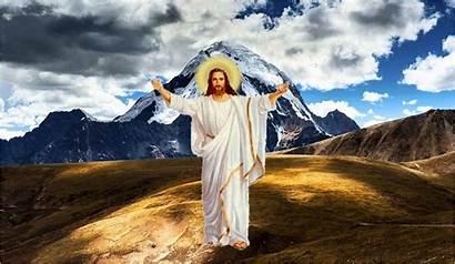 Jesus Christ Risen Resolution Wallpapers Wallpapersafari