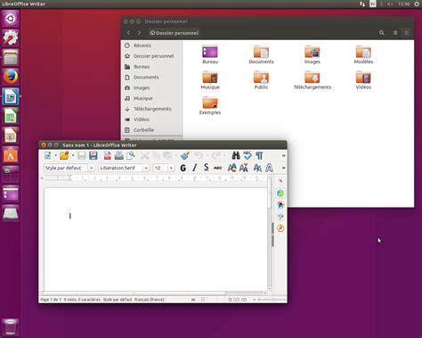 ubuntu bureau debutant documentation ubuntu francophone