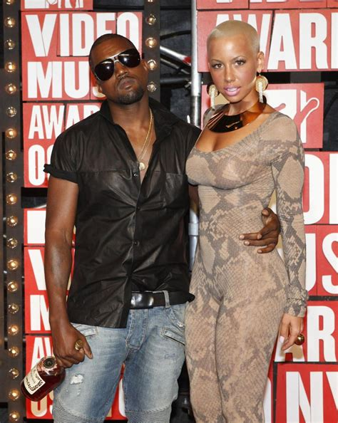 Amber Rose says ex Kanye West's 'My Beautiful Dark Twisted ...