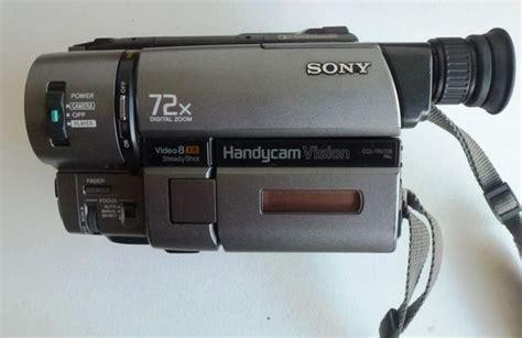 camescope sony hi8 handycam clasf