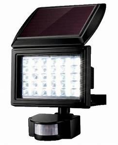 Eclairage Exterieur Avec Detecteur De Mouvement Brico Depot : projecteur solaire d tection 200 lm brico d p t ~ Dailycaller-alerts.com Idées de Décoration