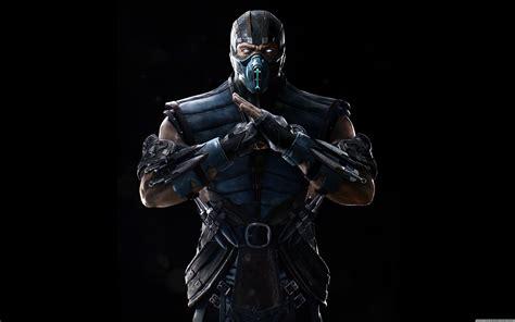 Mortal Kombat X Sub Zero Wallpapers Top Free Mortal