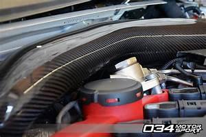 Audi TTRS 8J & RS3 8P 25 TFSI X34 Carbon Fiber Cold Air