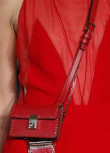 Valentino Mostly Moves on From Rockstud Bags for Spring ...