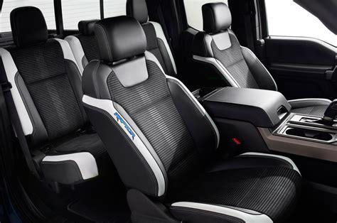 2017 Ford F150 Raptor Interior Photo 32