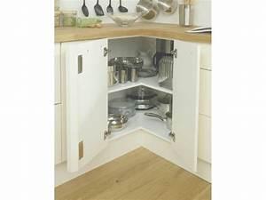 Cuisine D Angle : meuble d angle de cuisine bas maison et mobilier d 39 int rieur ~ Teatrodelosmanantiales.com Idées de Décoration