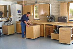 Garage Woodshop Design. This is it. | Modular WorkShop ...