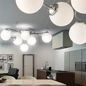 Lampe Für Wohnzimmer : deckenleuchte leuchte lampe deckenlampe wohnzimmer esszimmer decken beleuchtung ebay ~ Eleganceandgraceweddings.com Haus und Dekorationen