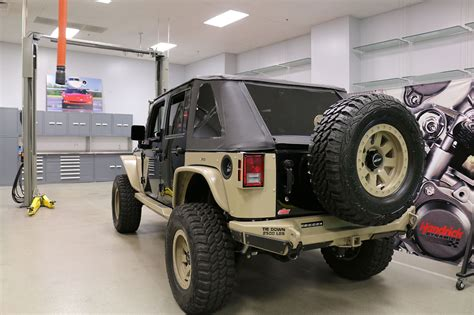 commando jeep the jeep wrangler commando is ready for war and peace