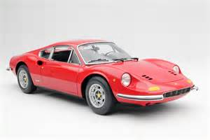 Ferrari Dino 246 Gt 1969 Scale Model Car Color Wheel Paint For Your Home Inspirations