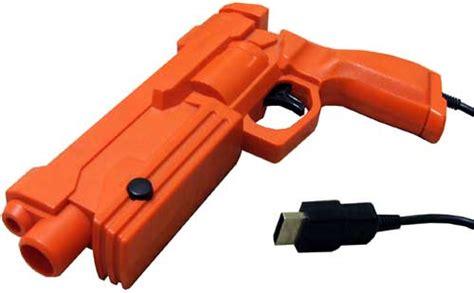 Used Sega Saturn Stunner Light Gun Controller