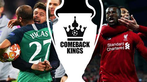 Champions League: Which comeback was better, Liverpool vs ...