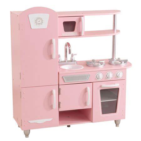 kidkraft vintage kitchen pink kidkraft vintage play kitchen pink walmart