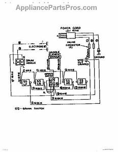 Parts For Thermador Gcv36g  Schematic Diagram  2  Parts