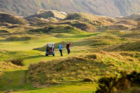 Royal St. David's Golf Club, Harlech Wales