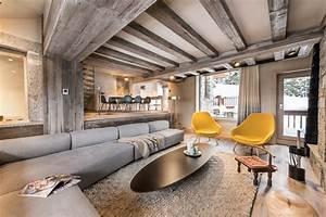 Plaisir D Interieur Deco Montagne : amevet architectes d 39 interieur savoie rhone alpes ~ Dallasstarsshop.com Idées de Décoration