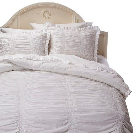 shabby chic ruched bedding 1000 ideas about shabby chic comforter on pinterest comforters ruffle comforter and shutter