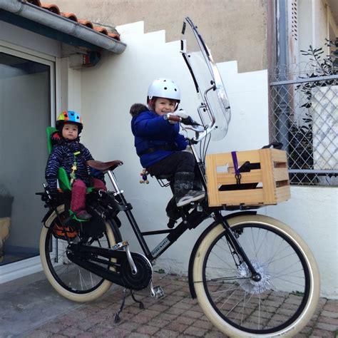 siège vélo bébé hamax no λογοσ transporter ses enfants à vélo