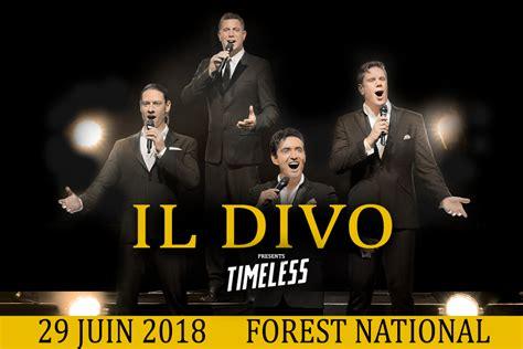 Il Divo Tour by Il Divo Gracialive