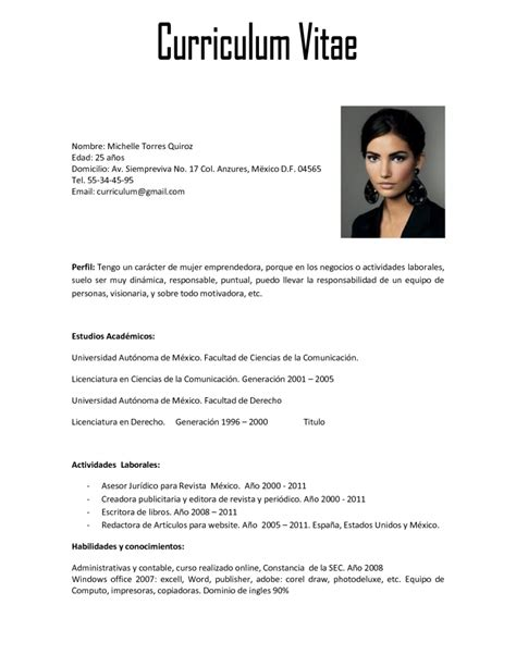 Como Hacer Un Curriculum Vitae Imagenes De Como Hacer Un. Resume Of References. Curriculum Vitae Modelli Gratis. Application Form Job Vacancy. Cover Letter For High School Student Resume. Curriculum Vitae Gratis Para Llenar. Deloitte Cover Letter Tips. Cover Letter Format Download Pdf. Cover Letter With No Experience In Field