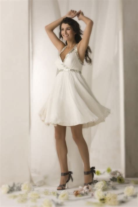 doll wedding dresses 2011 baby doll silhouette wedding dresses
