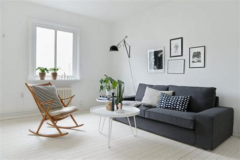 Charming Scandinavian Apartment : Charming Swedish Apartment