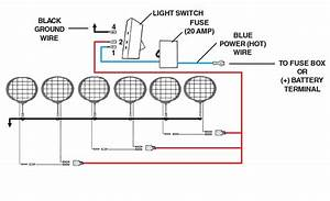 Off Road Lighting Question