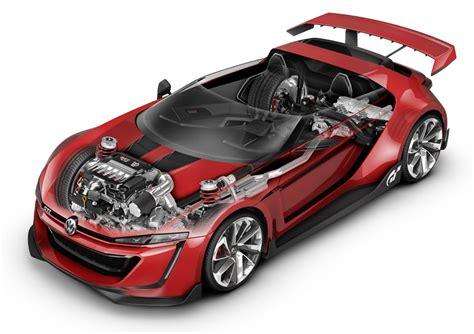 volkswagen gti roadster concept debuts   worthersee